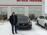 Great customer service!, Bruce Honda