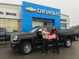Absolutely no bad issues, Bruce Chevrolet Buick GMC Digby