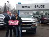 Great sales team!, Bruce Chevrolet Buick GMC Middleton