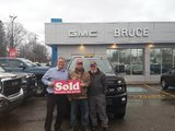 They make you feel at home, Bruce Chevrolet Buick GMC Middleton