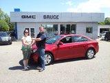 Thank you Bruce GM, Bruce Chevrolet Buick GMC Middleton