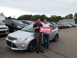 Great service, Bruce Ford