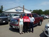 Staff was very knowledgeable, Bruce Ford