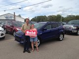 Got the best price right off the bat!, Bruce Ford