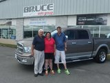 Thanks, Bruce Chevrolet Buick GMC Middleton