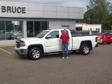 Thanks for everything, Bruce Chevrolet Buick GMC Middleton
