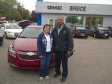 Incredibly easy, Bruce Chevrolet Buick GMC Middleton