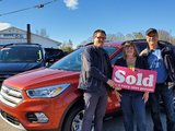 2019 Ford Escape, Bruce Ford