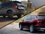 Honda Passport vs. Pilot. Which SUV is Best for You?