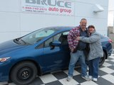 Thanks Marian!, Bruce Honda