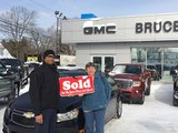 Great salesman!, Bruce Chevrolet Buick GMC Middleton