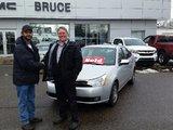 Thanks for everything, Bruce Chevrolet Buick GMC Middleton