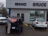 Easy Peasy!, Bruce Chevrolet Buick GMC Middleton