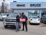 Very Professional Service, Bruce Chevrolet Buick GMC Middleton