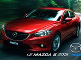 Bienvenue a notre Mazda 6 2014