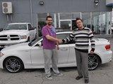 Encore une BMW, Amos Mazda