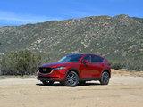 Vivre avec le Mazda CX-5 GT