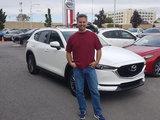 Felicitation M. Larouche!, Longueuil Mazda