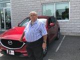 Félicitation Monsieur Dufort, Longueuil Mazda