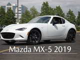 [VIDEO] 2019 Mazda MX-5 RF - Longueuil Mazda | South-Shore