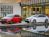 2019 Kia Forte Shows Off its Redesigned Look in Detroit and Montreal