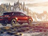 La Volkswagen Atlas Cross Sport approche