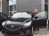 Chambly Mazda remercie M. Benoît de la confiance apportée., Chambly Mazda