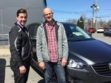 Merci M. Michon de votre confiance lors de l'achat de votre Mazda CX5, Chambly Mazda