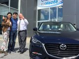 Merci à M. Tullio pour la confiance apportée à Chambly Mazda, Chambly Mazda
