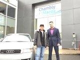 Merci à M. Archambault de faire confiance à Chambly Mazda, Chambly Mazda