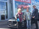 Félicitations M. Et Mme Guimond pour votre nouvelle Mazda 3 2017, Chambly Mazda