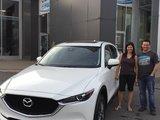 Félicitation votre nouvelle Mazda CX5 2017, Chambly Mazda