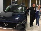 Félicitations Mme Eugénie Jalbert pour votre nouvelle Mazda CX5 2017, Chambly Mazda