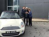 Merci à Mme Chantal Bergeron pour sa confiance envers Chambly Mazda, Chambly Mazda