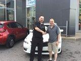 Merci M. Plante pour votre confiance lors de l'achat de votre nouvelle voiture, Chambly Mazda