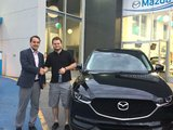 Félicitations M. Eric  Archambault pour l'achat de votre nouvelle Mazda CX5 2017, Chambly Mazda