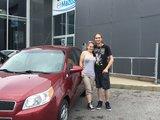 Merci à Madame Allard pour la confiance apportée à Chambly Mazda, Chambly Mazda