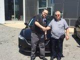 Félicitations M. Pierre Bisaillon pour votre Mazda 6, Chambly Mazda