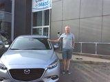 Félicitations Monsieur Ouellet pour votre nouvelle Mazda 2017, Chambly Mazda