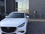 Félicitations Madame Cadieux pour l'achat de votre nouvelle Mazda 3 2017, Chambly Mazda