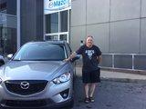 Merci M. Lanoie pour votre confiance envers Chambly Mazda, Chambly Mazda