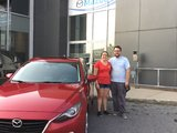 Merci Mme Mesot pour votre confiance envers Chambly Mazda, Chambly Mazda