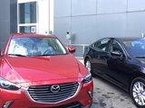 Félicitations Mme Chartrand pour votre nouvelle CX3 GT 2018, Chambly Mazda