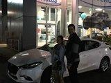 Félicitations Madame Chagnon pour votre nouvelle Mazda 3SE, Chambly Mazda