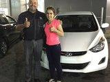 Félicitations Madame Soubki pour votre nouvellle voiture et merci de votre confiance, Chambly Mazda