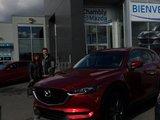 Félicitations Madame D'aigle pour votre nouvelle CX5 2017, Chambly Mazda