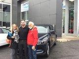 Félicitations Monsieur Godbout et Mme Harpin pour votre nouvelle CX5 2017, Chambly Mazda