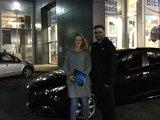 Félicitations Madame Dansereau pour votre nouvelle Mazda 3 2018, Chambly Mazda