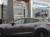 Félicitations Monsieur Morier pour votre nouvelle Mazda 3 GT 2018, Chambly Mazda