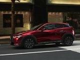 Un Mazda CX-3 2019 amélioré présenté à New York